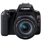 Ultra-compact Canon EOS Rebel SL3 offers eye-detect AF and cropped 4K capture