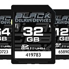 Delkin introduces new 'Black' range of rugged SD cards