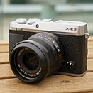 Hands-on with new Fujifilm X-E3