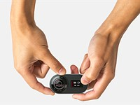 Rylo 4K 360° camera uses a one-tap app to produce cinematic videos