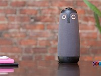 Meeting Owl robotic video offers 360-degree views of conferences