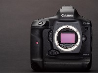 The EOS-1D X Mark III shoots Canon's best-ever JPEGs