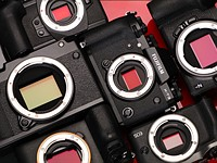 Choosing a camera Part 2: is a bigger sensor better?