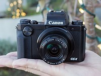 Inching forward? Canon PowerShot G5 X review posted