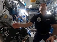 Video: Float along with a 360-degree tour of the International Space Station