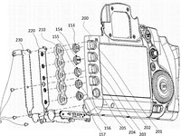 Canon illuminated buttons patent hints at future prosumer DSLR design