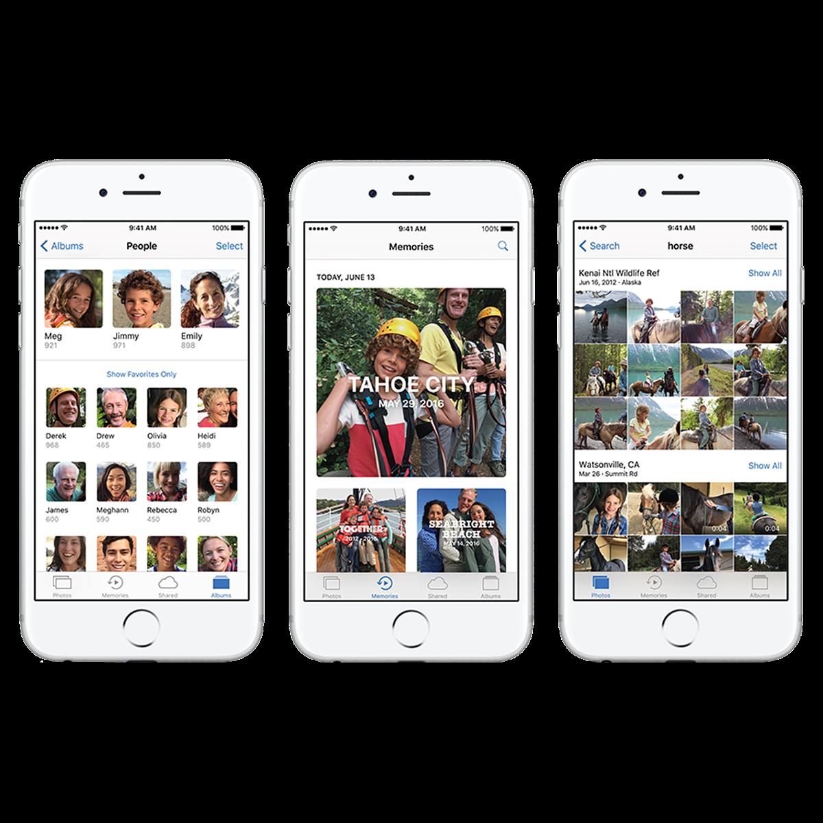Apple Photos gets smarter in iOS 10, macOS 'Sierra': Digital