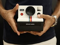 DIYer creates 'Polaroid' camera that 'prints' instant animated GIFs