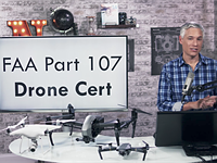 Tony Northrup wants to help you pass the FAA's drone test