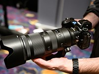Hands-on with the Nikon Nikkor Z 70-200mm F2.8 S