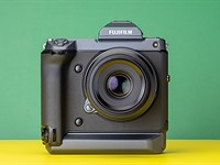 Fujifilm adds Raw video output, gimbal support and Film Simulation modes to GFX100