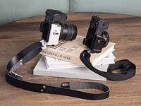CAMS unveils new camera plates for small DSLRs and mirrorless cameras