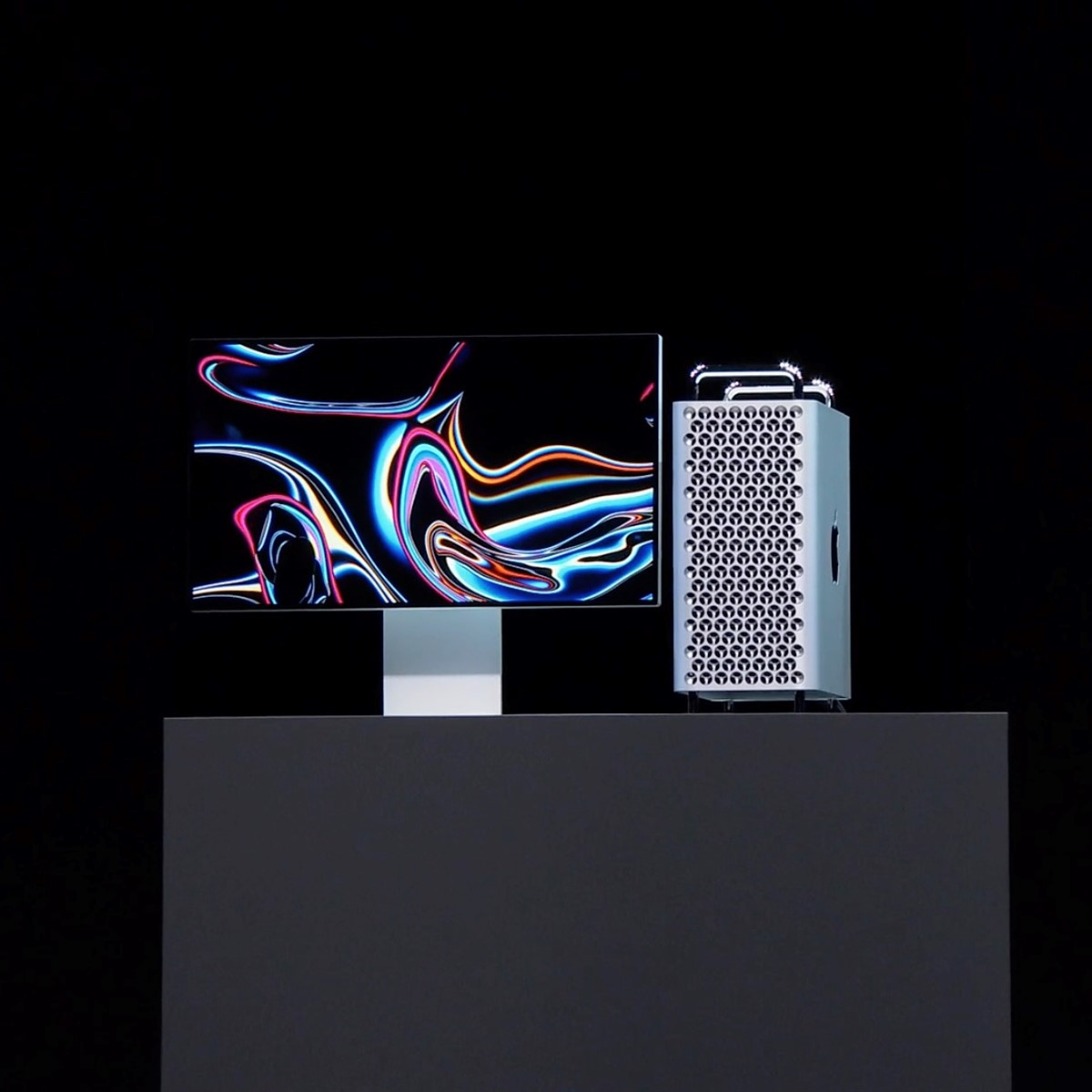 Apple's new Mac Pro and 32
