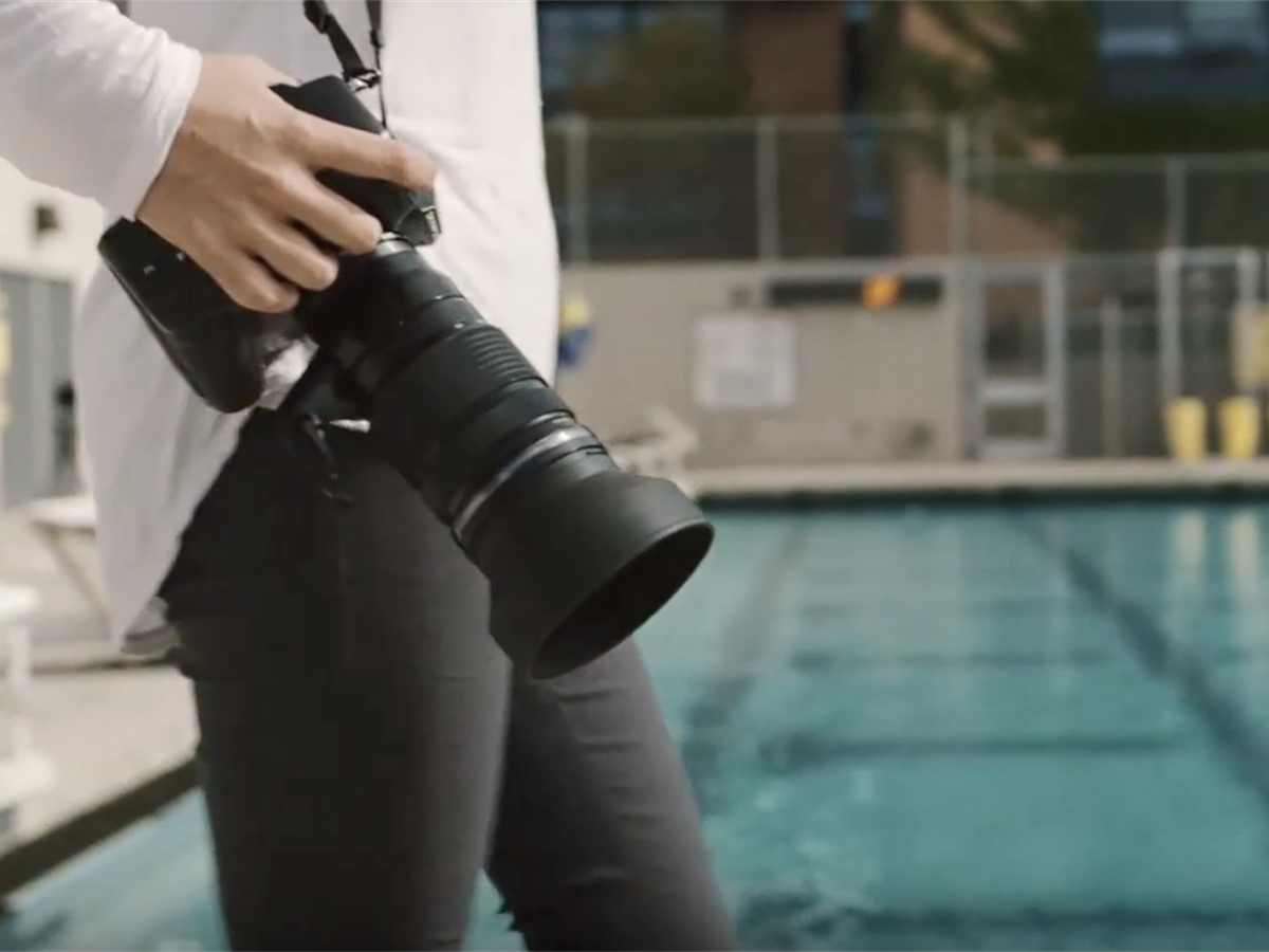 Olympus teases new enthusiast mirrorless camera due in