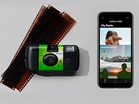 Indisposable will develop, scan and send your film photos to your phone