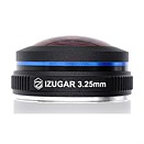 iZugar launches 220-degree super fisheye lens for Micro Four Thirds