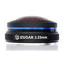 iZugar launches 220-degree super fisheye lens for Micro Four Thirds