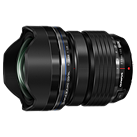 Olympus expands wide angle offerings with 7-14mm F2.8 and 8mm F1.8 'Pro' lenses
