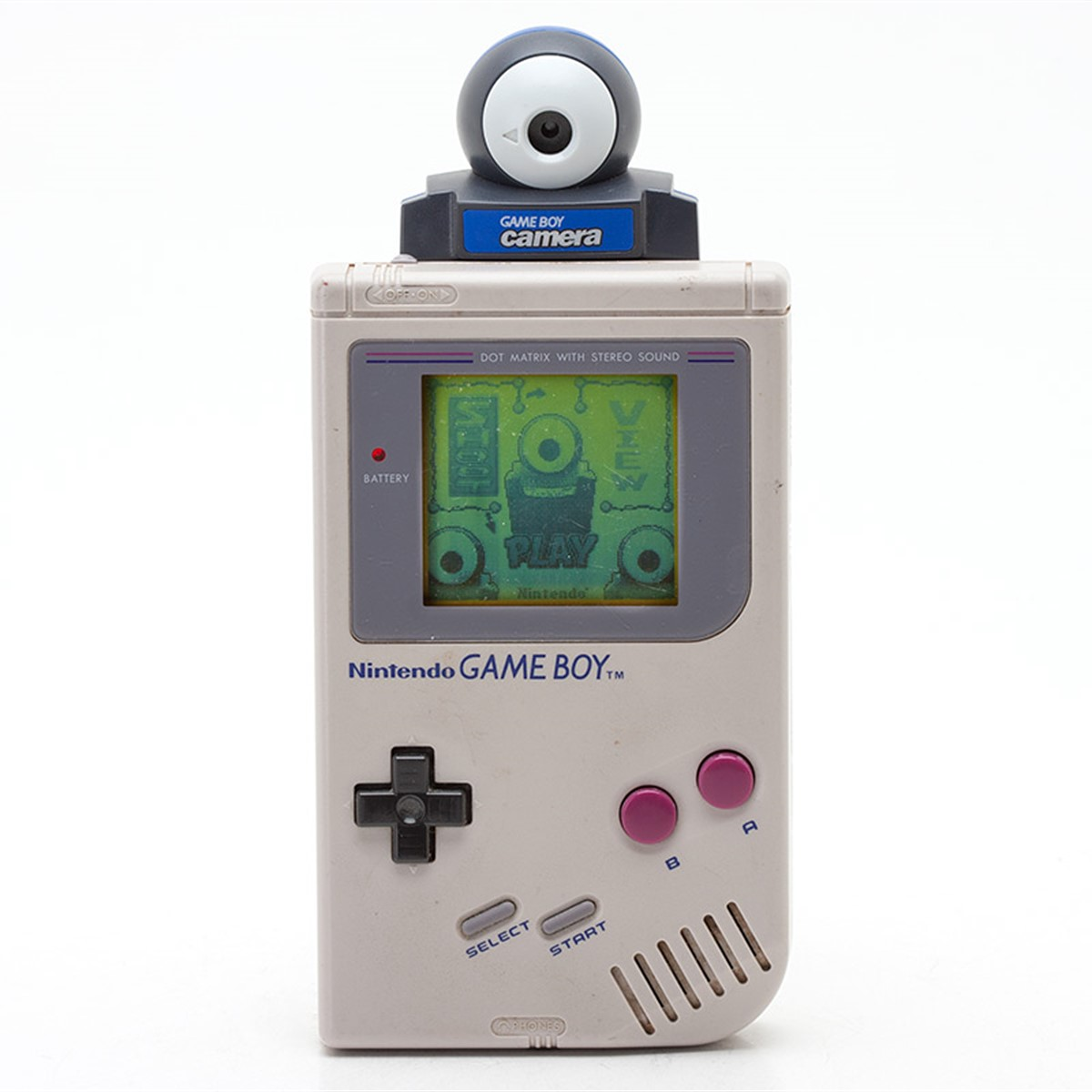 Throwback Thursday: Game Boy Camera: Digital Photography Review