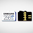 Samsung launches first removable UFS memory cards