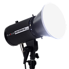 Fotodiox launches flicker-free LED100WB lighting heads with dimmable daylight output
