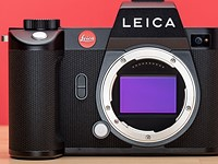 The Leica SL2 is a refined full-frame camera with in-body stabilization, fast burst shooting and capable video features