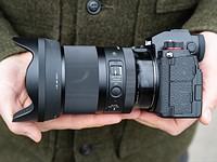 与新的Sigma 35mm f1.4 dg'art'一起动手