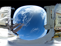 Ricoh shares 360º photos, videos from space captured in partnership with JAXA