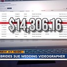 Wisconsin videographer sued for more than $14K after court rules he botched eight weddings