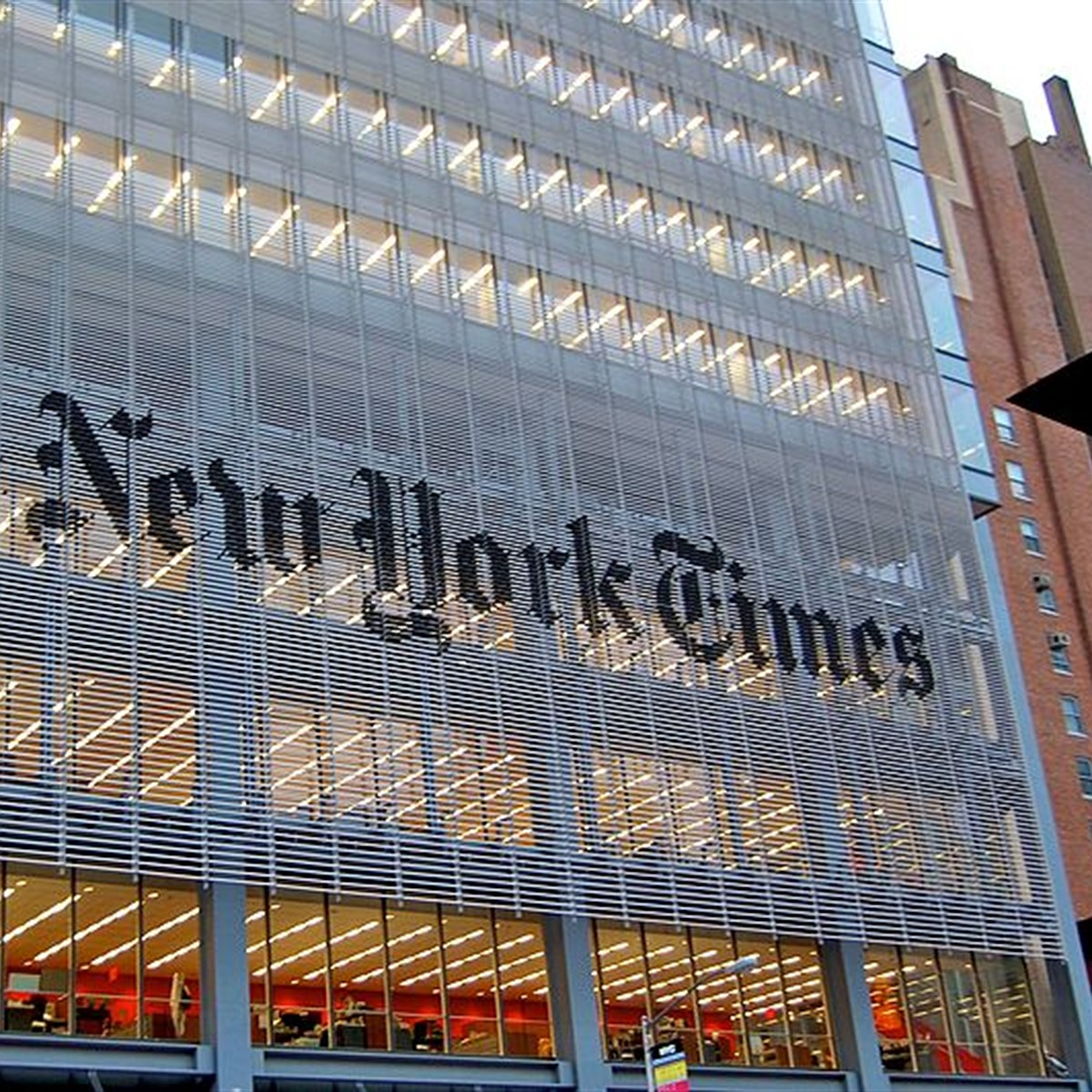 Photographer sues New York Times over age discrimination and