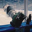 Video: What it's like to photograph hockey games inside the NHL 'bubble'