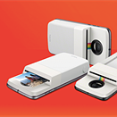 Polaroid Insta-Share Moto Mod attaches a printer to your smartphone