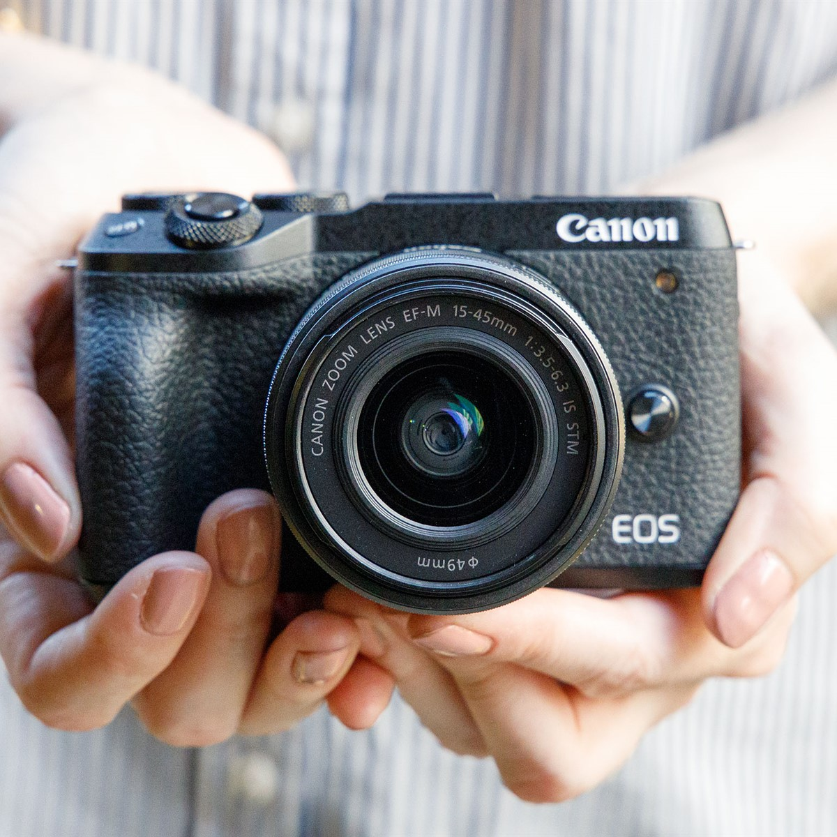 Hands on with the Canon EOS M6 II: Digital Photography Review