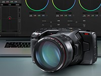 Blackmagic Design's Pocket Cinema Camera 6K now costs $1,995 after permanent price drop