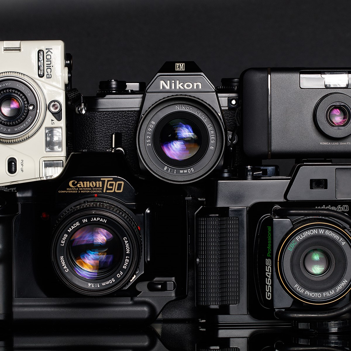 Analog gems: 10 additional film cameras worth buying right
