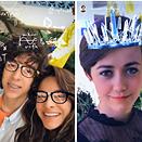 Instagram gets Snapchat-style face filters and the transformation is practically complete