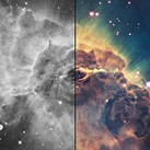 Video: How scientists colorize pictures of space captured with the Hubble Telescope