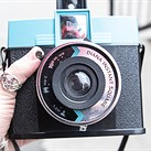 Review: Lomography Diana Instant Square