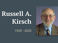 Russell Kirsch, inventor of the pixel, dies in his Portland home at age 91
