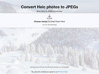 Bookmark this HEIC to JPEG converter if you're upgrading to iOS 11 tomorrow