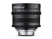 Samyang's new XEEN CF Cine Prime full-frame lenses detailed ahead of Q3 launch