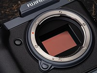[UPDATE] Fujifilm GFX 100 added to studio test scene