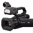 Panasonic unveils camcorders with built-in live streaming capabilities