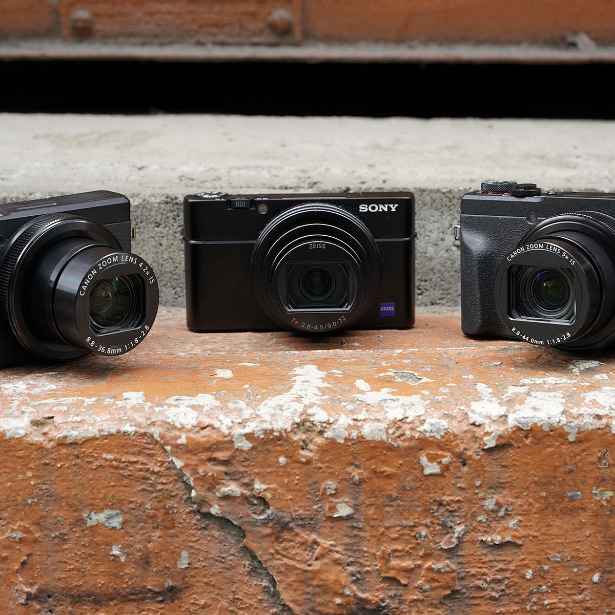Top Compact Canon G5 X Ii Vs Sony Rx100 Vii Vs G7 X Iii