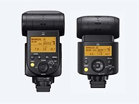 Sony announces two new flash units with improved continuous performance, smarter auto white balance and more