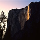 Officials warn Yosemite's lack of water may spoil annual 'Firefall' waterfall event