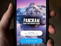 Panoram app will split your panoramas up for easy posting to Instagram Stories