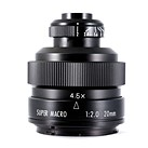 New 20mm F2 4.5x macro lens released by Mitakon