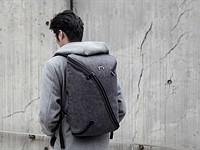 Uno II interchangeable camera backpack has four swappable interior panels
