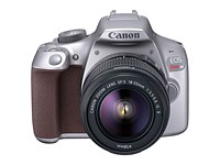 Canon is selling a gray version of the Rebel T6